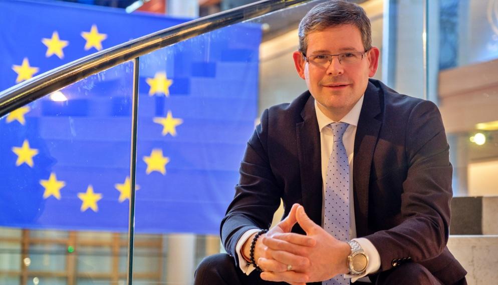 dr. Kósa Ádám - Európai parlamenti képviselő
