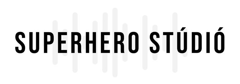 SuperHero Stúdió logo